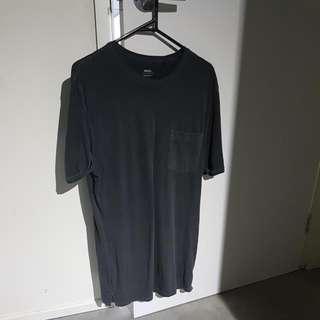 Grey Tall Tee Shirt