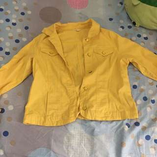 Good As New Never Been Used Yellow Jacket (
