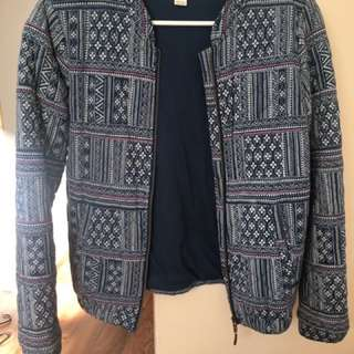 Warm Roxy Jacket