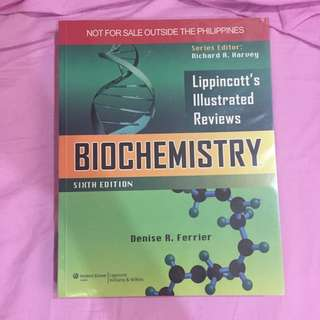 Lippincott's Illustrated Reviews Biochemistry