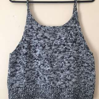 Sportsgirl Knit Crop