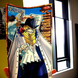 ONE PIECE CAVENDISH POSTER