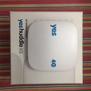 Yes Huddle xs 4G Mobile Hotspot