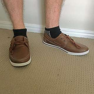Brown Laced Shoes