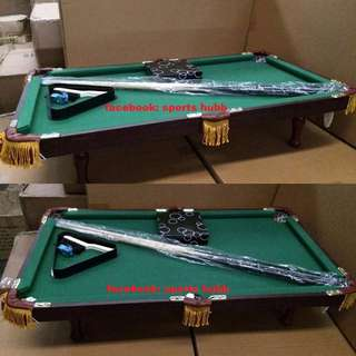 Xtreme Junior Billiard Table For