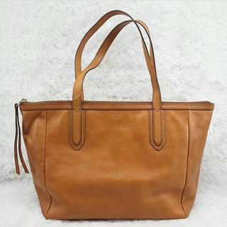 NEW FOSSIL Sydney Shopper - Camel