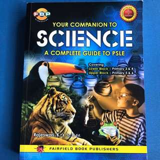 PSLE Science Complete Guide