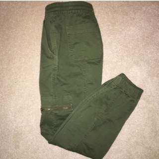 Bull Head Joggers From Pacsun