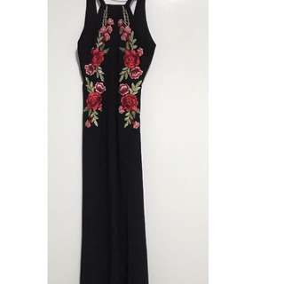 MDS long dress in size S