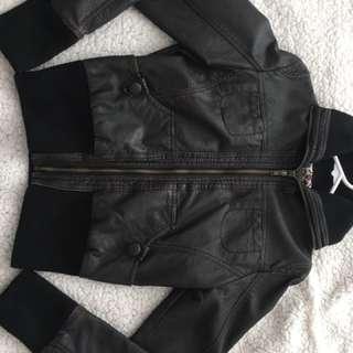 Denim Look Jacket