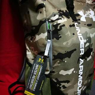 Under Armour Camouflage Bag