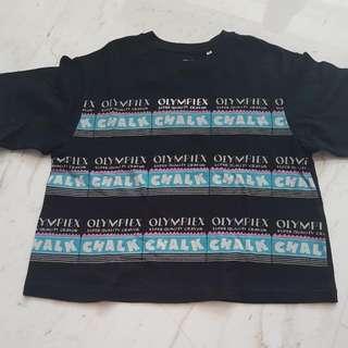 Olympia Le-Tan X Uniqlo Tee (Chalk)