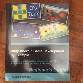 Learn Coding - Unity Android Game Development By Example Beginner's Guide