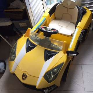 1 seater convertible automatic transmission rechargeable electric sports car with cruise control (Remote Control) for sale.