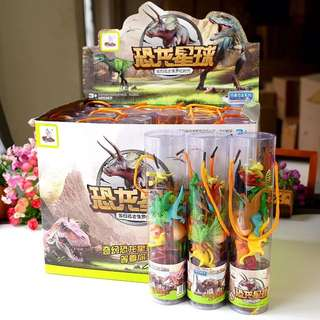 Toy Dinosaurs Gift Set