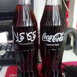 中東文 埃及 可口可樂 350 ml樽
