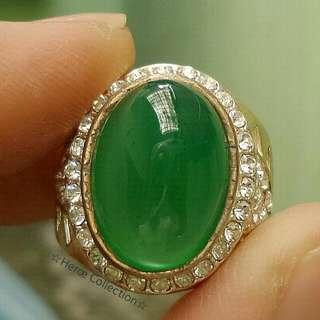 Green Chalcedony (Garut Tosca)
