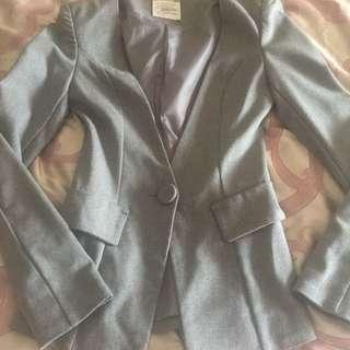 西裝外套收腰款