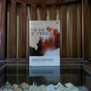 The Eye of Minds by James Dashner