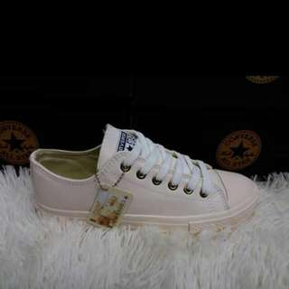 Converse Nude Pink