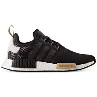 Looking for Adidas NMD Core Black with Iced Purple