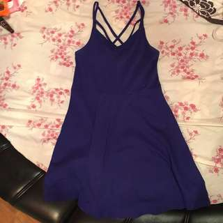 Brand New Strappy Dress From VS Pink