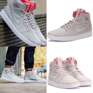Air Jordan 1 Retro. Light Bone Color. Sizes Avail: 9. 10.5. 11. 100% Authentic & New