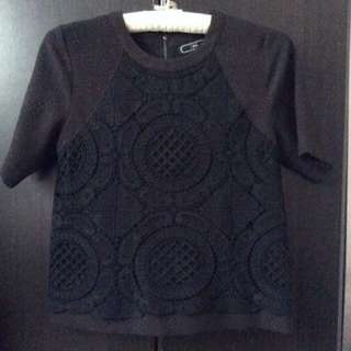 Couture Boxy Blouse