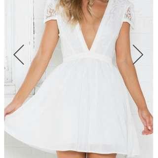 Mademoiselle Dress From Showpo
