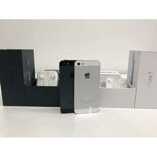 IPHONE 5 64GB ORIGINAL APPLE PROMOTION WITH FULL SET COMPLETE BOX