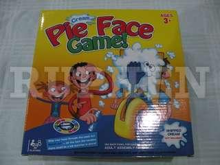 Cream Fun Pie Face Game - The Running Man TV Show