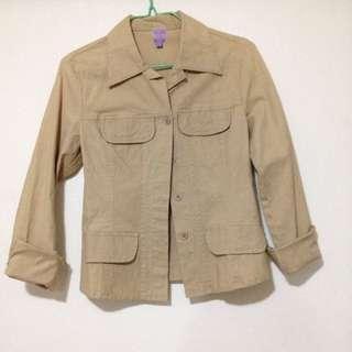 Camel coloured Jacket