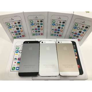 IPHONE 5S 64GB ORIGINAL APPLE FULL SET