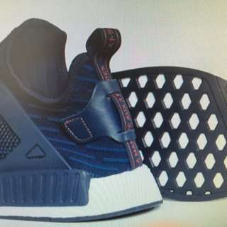 NMD XR1 Navy