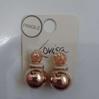 Lovisa Ball Earrings