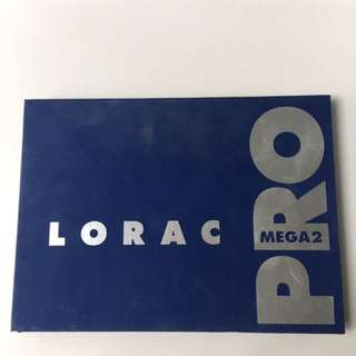Lorac Mega Pro 2 Limited Edition