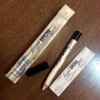 Benefit Cosmetics High Brow Glow Luminous Highlight & Lift Pencil