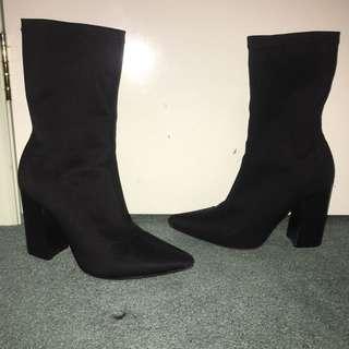 Rubi Sock Boots