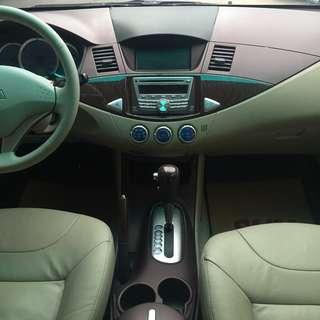 Mitsubishi三菱zinger、紫色、優質一手車、中古車、二手車、休旅車、商用車、全額貸款、實價實車、免保人。