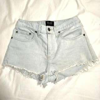 Bardot Short Shorts