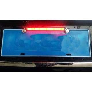 LED plate light