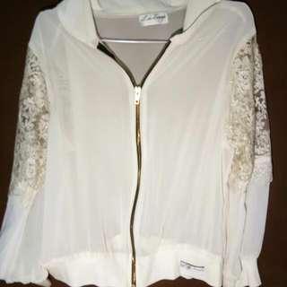 Lia Soraya Semi Jacket
