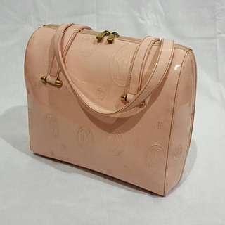 Pink Cartier Bag