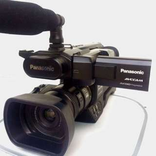 Panasonic Ag-Ac8 Professional Video Camera