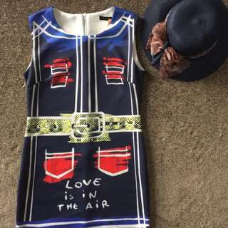 Love Inthe Ai Dress