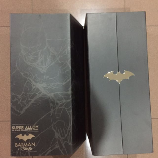 1/6 Super Alloy Jim Lee Batman