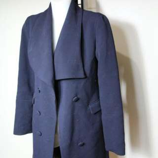 Bardot 6 Jacket Blue