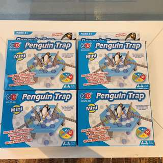 Mini Penguin Trap