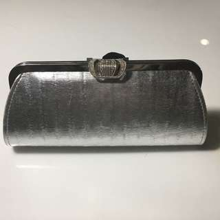 Unbranded Silver Clutch