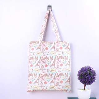 🚚 帆布袋/帆布包/購物袋/環保袋/書包